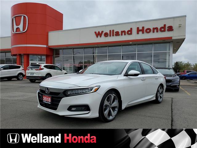 2018 Honda Accord Touring 2.0T (Stk: U6933) in Welland - Image 1 of 1