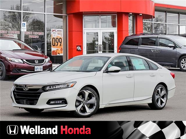 2021 Honda Accord Touring 2.0T (Stk: N21213) in Welland - Image 1 of 22