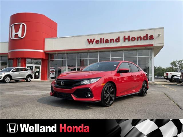 2019 Honda Civic Sport (Stk: U6959) in Welland - Image 1 of 2