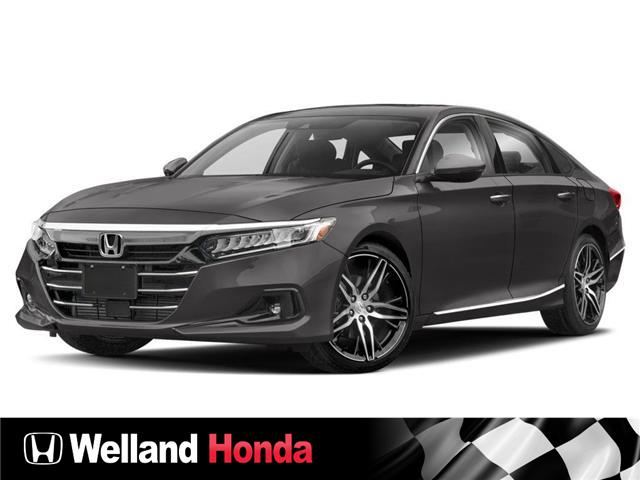 2021 Honda Accord Touring 2.0T (Stk: N21280) in Welland - Image 1 of 9