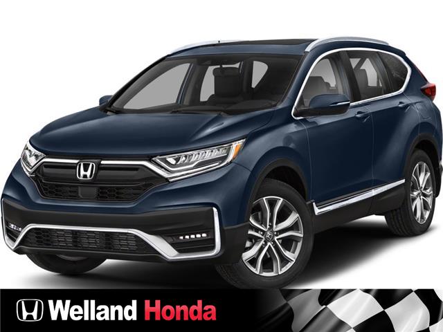 2021 Honda CR-V Touring (Stk: L8313) in Welland - Image 1 of 1