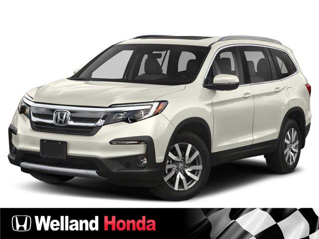 2019 Honda Pilot EX-L Navi (Stk: U7020) in Welland - Image 1 of 9