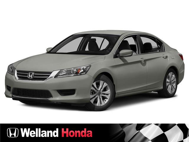 2014 Honda Accord LX (Stk: U21242A) in Welland - Image 1 of 10
