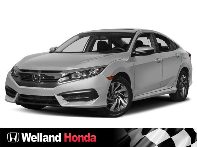 2017 Honda Civic EX (Stk: U7044) in Welland - Image 1 of 9