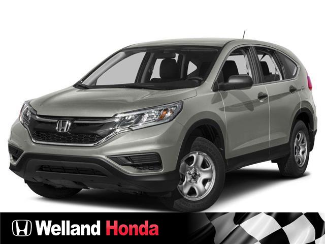 2015 Honda CR-V LX (Stk: U7008A) in Welland - Image 1 of 10