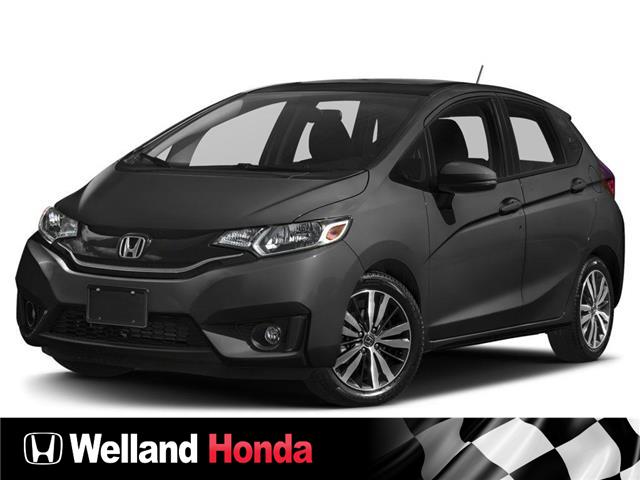 2017 Honda Fit EX (Stk: U22053) in Welland - Image 1 of 9