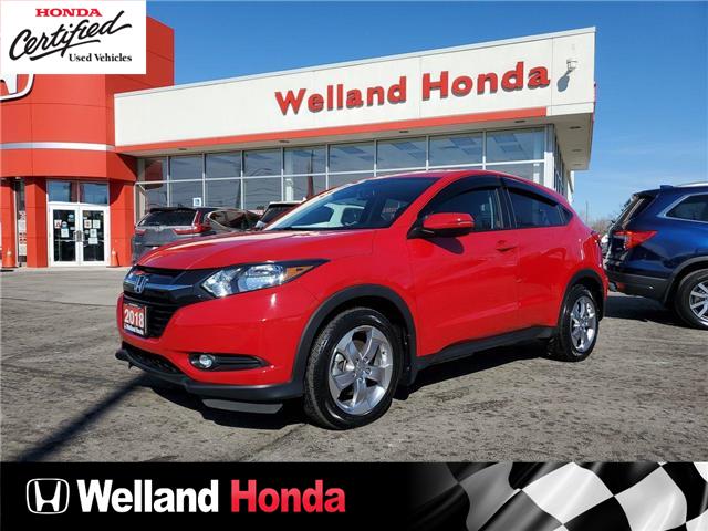 2018 Honda HR-V EX (Stk: U21036) in Welland - Image 1 of 22