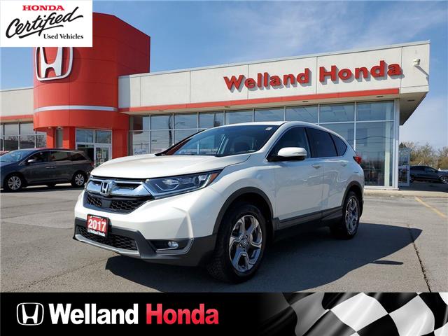 2017 Honda CR-V EX 2HKRW2H55HH134194 U21032 in Welland