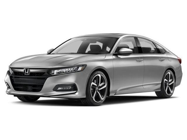 2018 Honda Accord Sport (Stk: 1301) in Lethbridge - Image 1 of 2