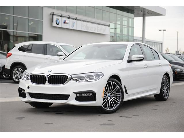 2018 BMW 530 i xDrive (Stk: 8907990) in Brampton - Image 1 of 12