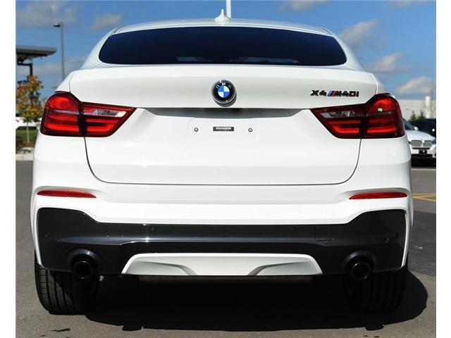 2018 BMW X4 M40i (Stk: 8W64896) in Brampton - Image 4 of 12