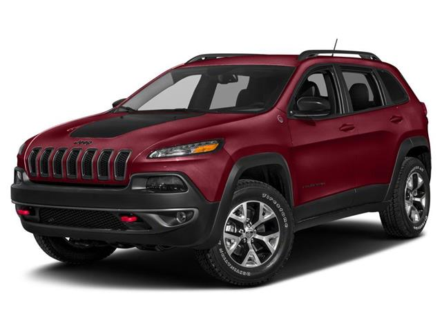 2016 Jeep Cherokee Trailhawk (Stk: 200073B) in Ottawa - Image 1 of 10