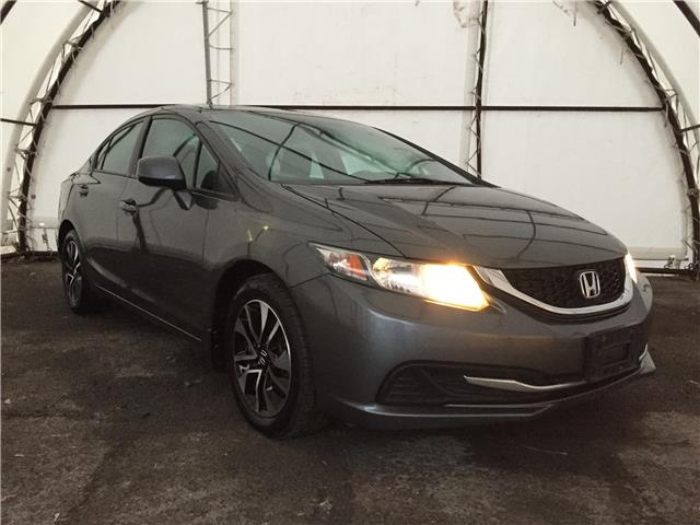 2013 Honda Civic EX (Stk: A8604C) in Ottawa - Image 1 of 21