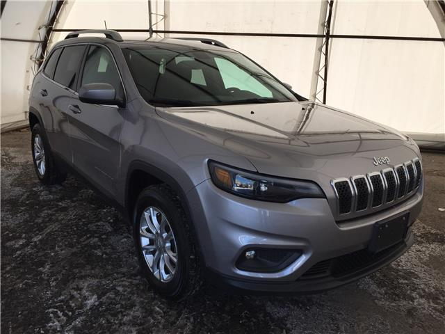 2019 Jeep Cherokee North (Stk: 210045A) in Ottawa - Image 1 of 58