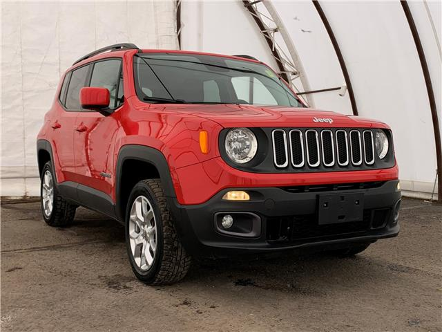 2015 Jeep Renegade North (Stk: 210051A) in Ottawa - Image 1 of 30