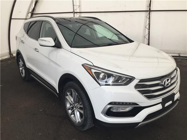 2017 Hyundai Santa Fe Sport 2.0T Limited (Stk: D8757B) in Ottawa - Image 1 of 34