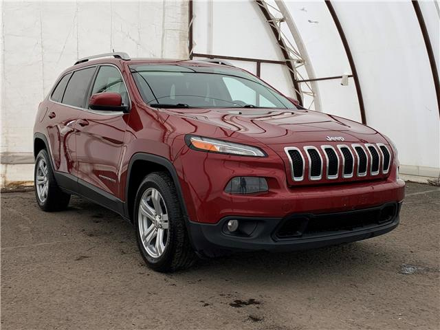 2014 Jeep Cherokee North (Stk: D210047A) in Ottawa - Image 1 of 32