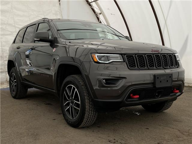 2020 Jeep Grand Cherokee Trailhawk (Stk: A8804A) in Ottawa - Image 1 of 42