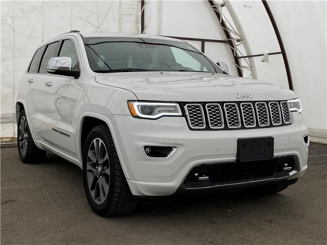 2017 Jeep Grand Cherokee Overland (Stk: D210237A) in Ottawa - Image 1 of 42