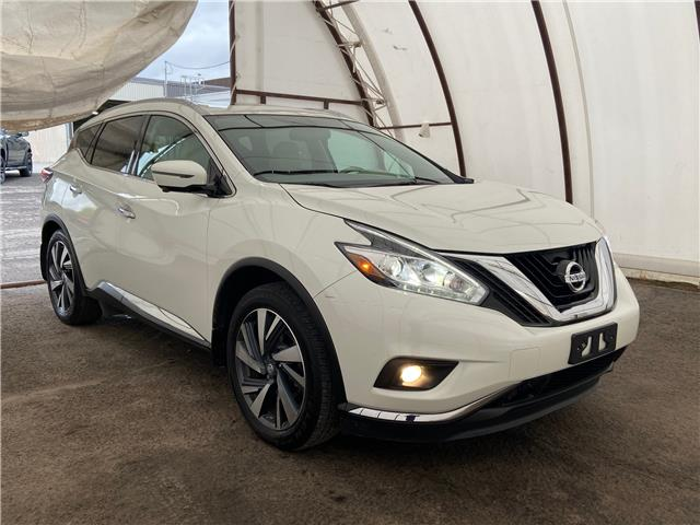 2017 Nissan Murano Platinum (Stk: A8793A) in Ottawa - Image 1 of 36