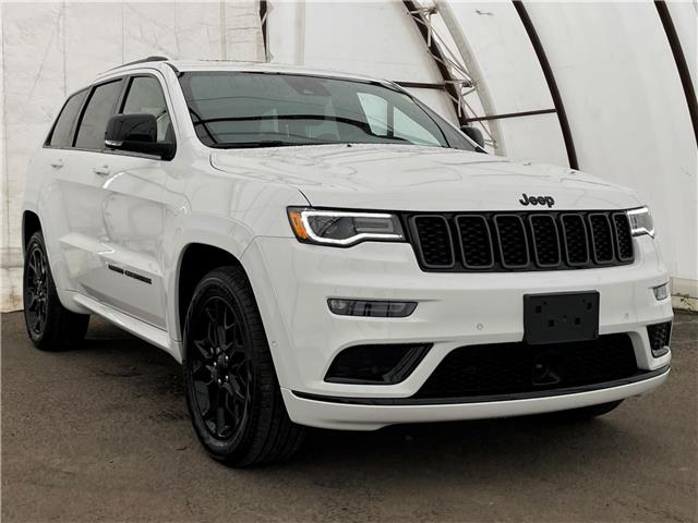 2021 Jeep Grand Cherokee Limited (Stk: A8826A) in Ottawa - Image 1 of 40