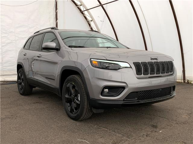 2021 Jeep Cherokee Altitude (Stk: 210001) in Ottawa - Image 1 of 30