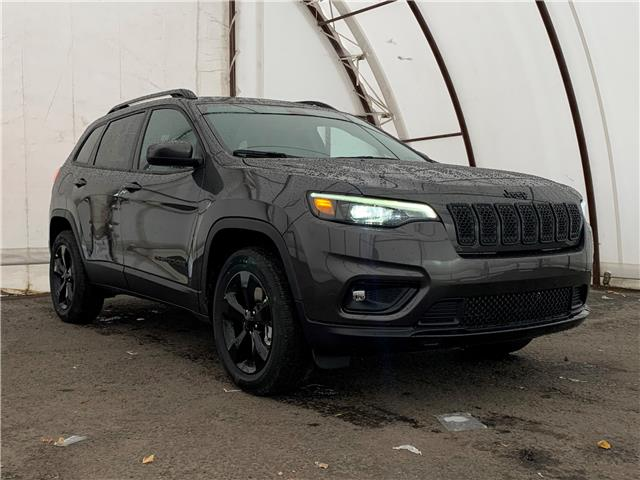 2021 Jeep Cherokee Altitude (Stk: 210028) in Ottawa - Image 1 of 30