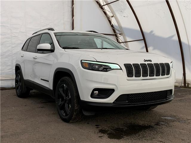 2021 Jeep Cherokee Altitude (Stk: 210039) in Ottawa - Image 1 of 30
