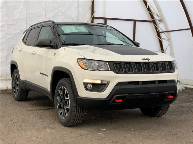 2021 Jeep Compass Trailhawk (Stk: 210047) in Ottawa - Image 1 of 30