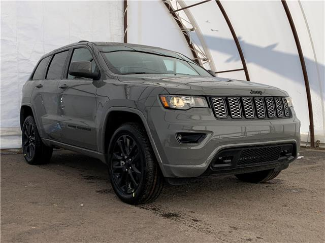 2021 Jeep Grand Cherokee Laredo (Stk: 210059) in Ottawa - Image 1 of 30
