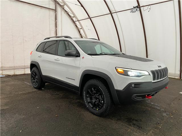 2021 Jeep Cherokee Trailhawk (Stk: 210073) in Ottawa - Image 1 of 14