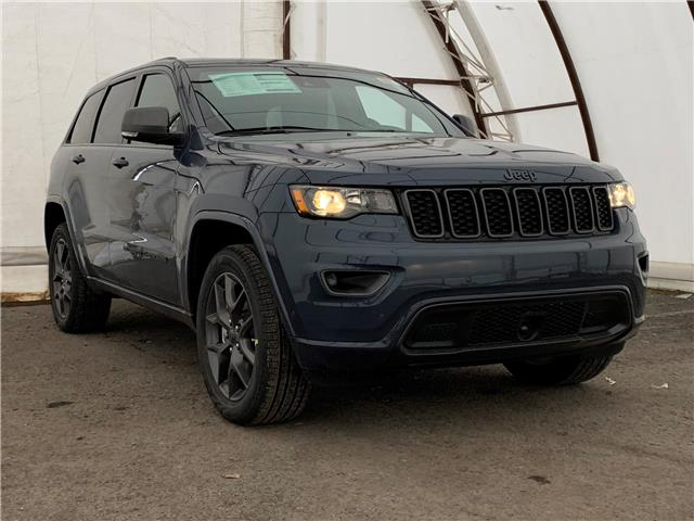 2021 Jeep Grand Cherokee Limited (Stk: 210075) in Ottawa - Image 1 of 30