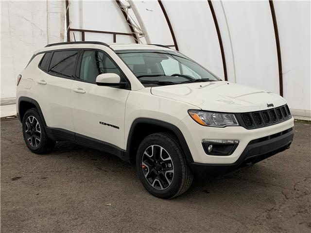 2021 Jeep Compass Sport (Stk: 210085) in Ottawa - Image 1 of 28