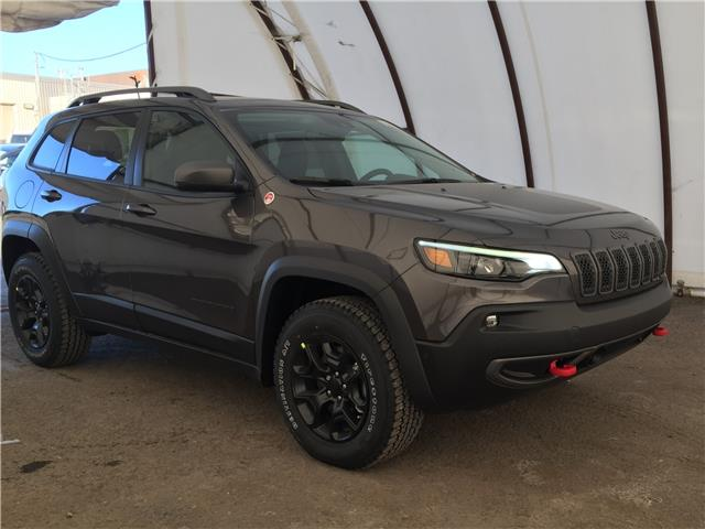 2021 Jeep Cherokee Trailhawk (Stk: 210071) in Ottawa - Image 1 of 22