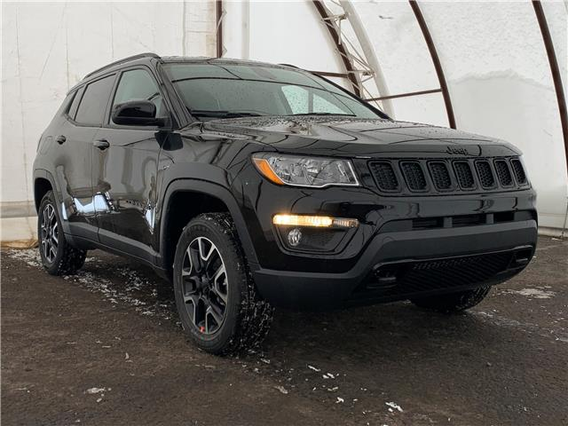 2021 Jeep Compass Sport (Stk: 210095) in Ottawa - Image 1 of 30