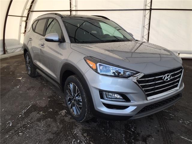 2021 Hyundai Tucson Luxury (Stk: 17363) in Thunder Bay - Image 1 of 14