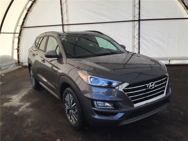 2021 Hyundai Tucson Luxury (Stk: 17308) in Thunder Bay - Image 1 of 23