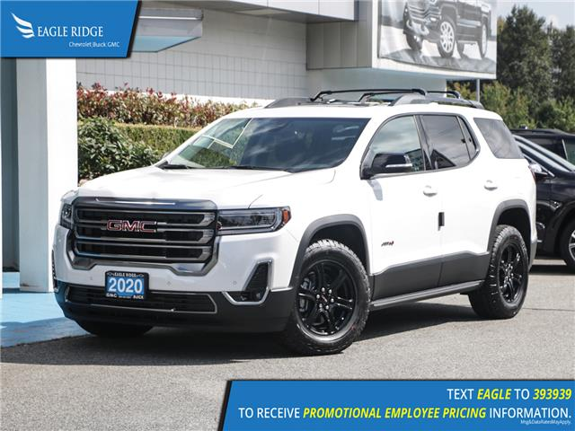 2020 GMC Acadia AT4 (Stk: 04204A) in Coquitlam - Image 1 of 19