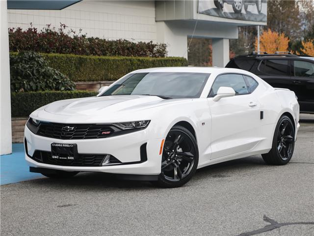 2021 Chevrolet Camaro 1LT (Stk: 13001A) in Coquitlam - Image 1 of 15