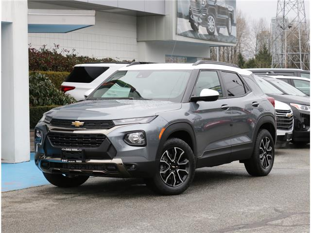 2021 Chevrolet TrailBlazer ACTIV (Stk: 15824A) in Coquitlam - Image 1 of 18