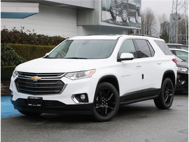 2021 Chevrolet Traverse LT True North (Stk: 15603A) in Coquitlam - Image 1 of 20