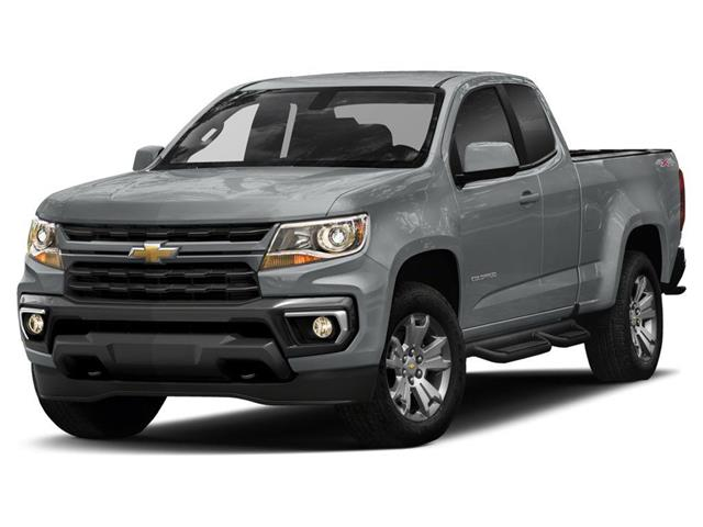 2021 Chevrolet Colorado LT (Stk: 18128A) in Coquitlam - Image 1 of 2