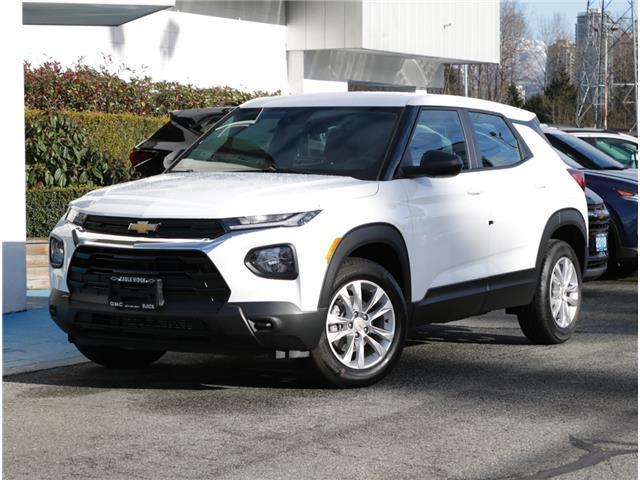 2021 Chevrolet TrailBlazer LS (Stk: 15821A) in Coquitlam - Image 1 of 20