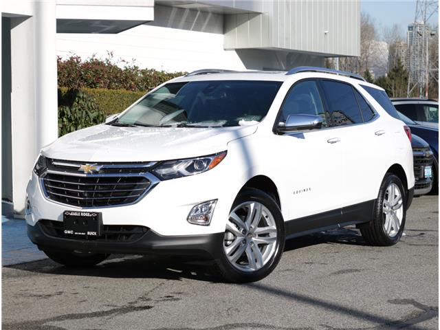 2021 Chevrolet Equinox Premier (Stk: 14603A) in Coquitlam - Image 1 of 20