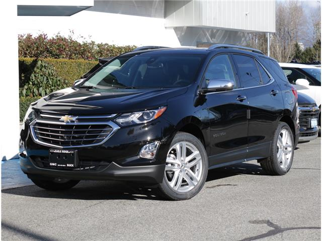 2021 Chevrolet Equinox Premier (Stk: 14605A) in Coquitlam - Image 1 of 22