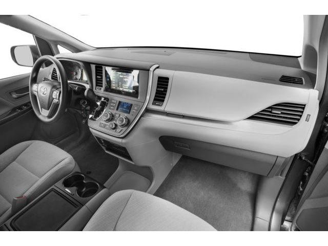 2017 Toyota Sienna LE 8 Passenger (Stk: 897469) in Brampton - Image 9 of 9