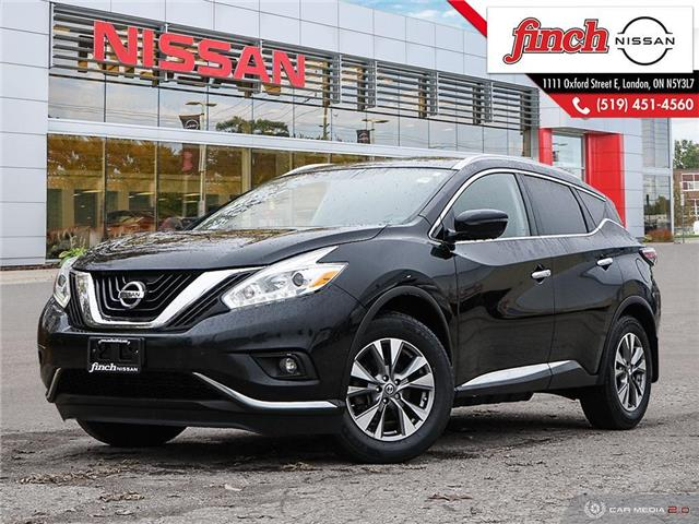2017 Nissan Murano SL 5N1AZ2MH5HN101020 08047-A in London