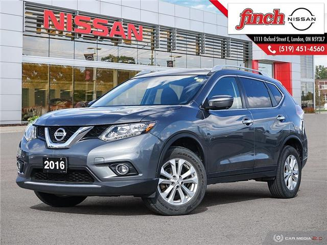 2016 Nissan Rogue SV 5N1AT2MV7GC732756 5463 in London