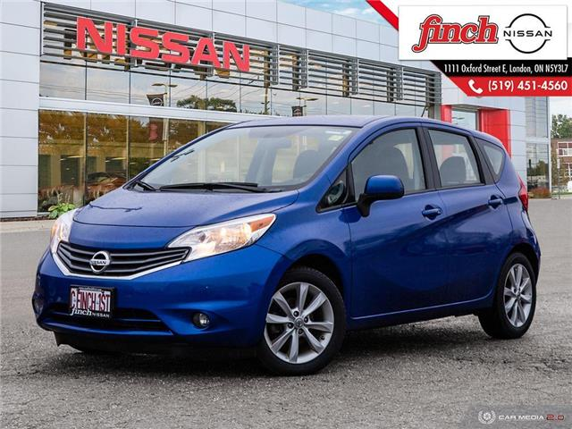 2014 Nissan Versa Note 1.6 SL 3N1CE2CP1EL371491 06249-A in London