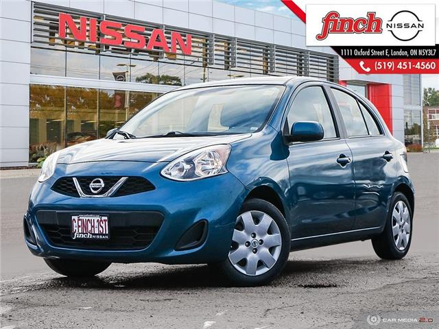 2015 Nissan Micra SV (Stk: 00114-A) in London - Image 1 of 27